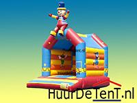 Springkussen Circus Groot 4x5