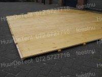 tentvloer vloerdelen Alkmaar huren