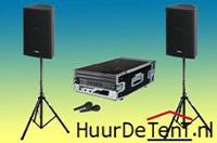 Karaoke-set - huurdetent.nl